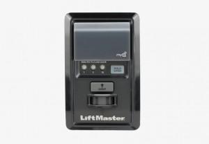 MYQ garage door control panel