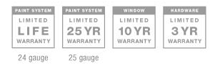 Value warranty from Quality Overhead Door